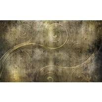 Fotobehang Papier Klassiek | Bruin | 254x184cm