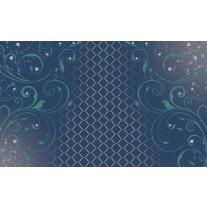 Fotobehang Klassiek | Blauw, Groen | 152,5x104cm