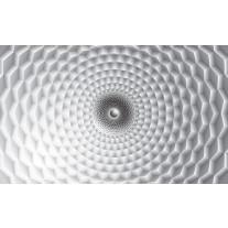 Fotobehang Papier Design, 3D | Wit | 254x184cm