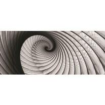 Fotobehang Design, 3D | Grijs | 250x104cm