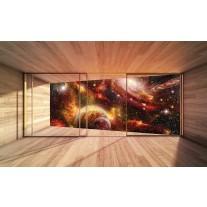 Fotobehang Papier Universum, Modern | Bruin | 368x254cm