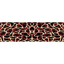 Fotobehang Vlies Abstract   Bruin   GROOT 624x219cm