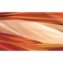 Fotobehang Papier Abstract | Crème, Oranje | 254x184cm