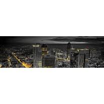 Fotobehang Vlies Stand   Zwart   GROOT 832x254cm