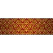 Fotobehang Vlies Abstract | Rood | GROOT 624x219cm