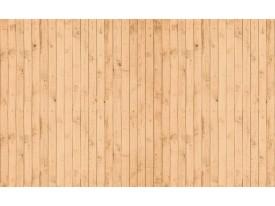 Fotobehang Papier Hout | Crème | 254x184cm