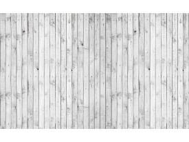 Fotobehang Papier Hout | Grijs | 254x184cm