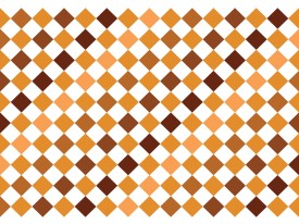 Fotobehang Vlies   Modern   Bruin, Oranje   368x254cm (bxh)