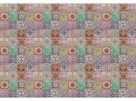 Fotobehang Vlies | Klassiek | Bruin, Oranje | 368x254cm (bxh)