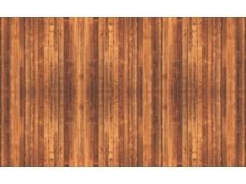 Fotobehang Papier Hout, Landelijk | Oranje | 368x254cm