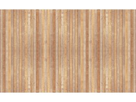 Fotobehang Hout, Landelijk | Bruin | 152,5x104cm
