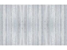 Fotobehang Papier Hout, Landelijk | Grijs | 254x184cm