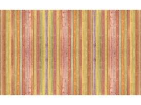 Fotobehang Papier Hout, Landelijk | Roze | 254x184cm
