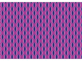 Fotobehang Vlies | Klassiek | Roze, Paars | 368x254cm (bxh)
