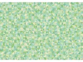Fotobehang Vlies   Modern   Groen, Geel   368x254cm (bxh)