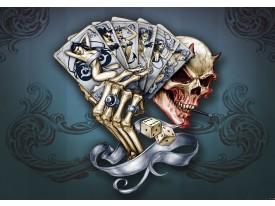 Fotobehang Vlies | Alchemy Gothic | Grijs | 368x254cm (bxh)