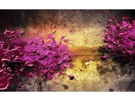 Fotobehang Papier Abstract, Kunst | Paars | 368x254cm