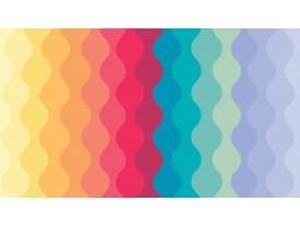 Fotobehang Vlies | Abstract | Geel,Oranje | 368x254cm (bxh)