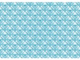 Fotobehang Klassiek   Blauw   416x254