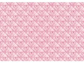 Fotobehang Vlies | Klassiek | Roze | 368x254cm (bxh)