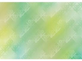Fotobehang Vlies   Klassiek   Geel, Groen   368x254cm (bxh)
