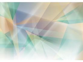 Fotobehang Vlies   Abstract   Groen, Geel   368x254cm (bxh)
