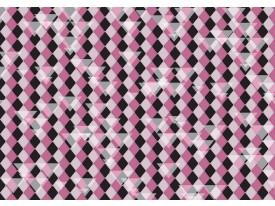 Fotobehang Vlies   Abstract   Paars, Grijs   368x254cm (bxh)