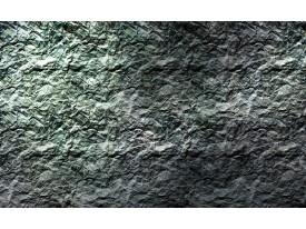 Fotobehang Muur | Grijs, Groen | 152,5x104cm