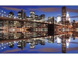 Fotobehang New York | Grijs | 152,5x104cm