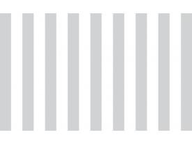 Fotobehang Papier Strepen | Grijs, Wit | 254x184cm