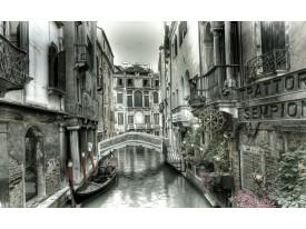 Fotobehang Venetië | Grijs | 208x146cm