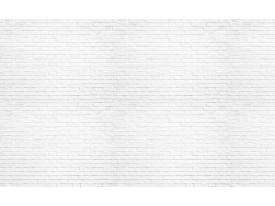 Fotobehang Vlies   Muur, Bakstenen   Wit   368x254cm (bxh)