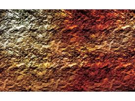 Fotobehang Vlies   Muur   Oranje   368x254cm (bxh)