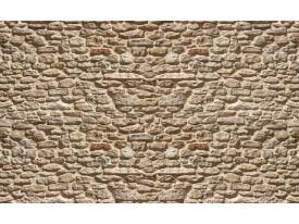 Fotobehang Stenen, Muur | Crème | 104x70,5cm