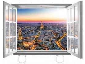 Fotobehang Parijs | Wit |