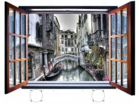 Fotobehang Venetië | Grijs |