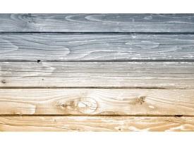 Fotobehang Papier Hout | Grijs, Geel | 368x254cm