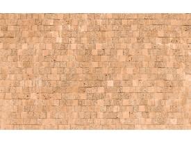 Fotobehang Vlies | Stenen, Muur | Crème | 368x254cm (bxh)
