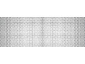 Fotobehang Vlies Modern   Zilver, Grijs   GROOT 624x219cm