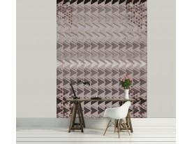 Fotobehang Papier Modern | Grijs | 184x254cm