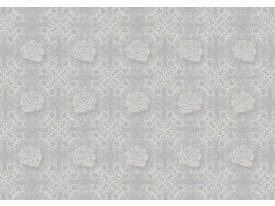 Fotobehang Vlies   Rozen, Bloemen   Grijs   368x254cm (bxh)