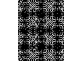 Fotobehang Klassiek | Zwart, Wit | 206x275cm
