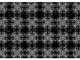 Fotobehang Vlies | Klassiek | Zwart, Wit | 368x254cm (bxh)
