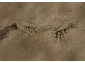 Fotobehang Papier Michael Angelo, Kunst | Sepia | 254x184cm