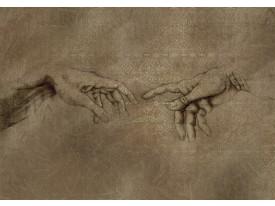 Fotobehang Vlies | Michael Angelo, Kunst | Sepia | 368x254cm (bxh)