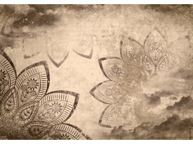 Fotobehang Klassiek | Sepia | 104x70,5cm