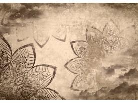 Fotobehang Vlies | Klassiek | Sepia | 368x254cm (bxh)