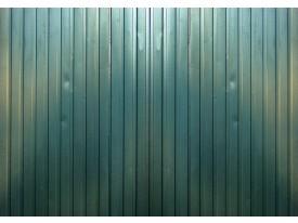Fotobehang Vlies | Metaallook, Industrieel | Groen | 368x254cm (bxh)