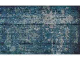 Fotobehang Vlies   Industrieel   Blauw   368x254cm (bxh)
