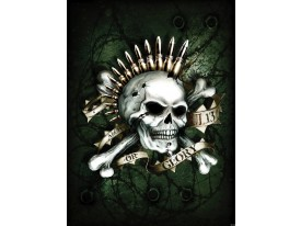 Fotobehang Alchemy, Gothic | Groen | 206x275cm